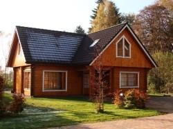 Vergrote afbeelding van Bungalow, vakantiehuis Finse Bungalows Natuurpark 't Langenbarg in Ruurlo