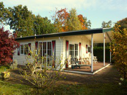 Vergrote afbeelding van Bungalow, vakantiehuis Chalet Plevier in Voorthuizen