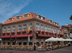 Vergrote afbeelding van Hotel De Keizerskroon in Hoorn