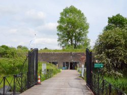 Vergrote afbeelding van Kamperen Fort WKU in Houten