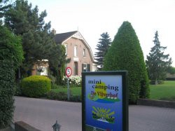 Vergrote afbeelding van Bungalow, vakantiehuis Vakantiehuis Camping De Vijverhof in Ommeren