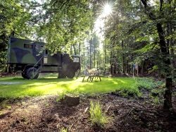 Vergrote afbeelding van Bijzonder overnachten Camping Torentjeshoek in Dwingeloo