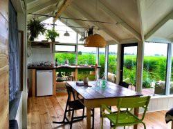 Vergrote afbeelding van Bungalow, vakantiehuis Juffertje in het groen in Driehuizen