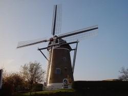 Vergrote afbeelding van Bijzonder overnachten Molen de Haan in Brouwershaven