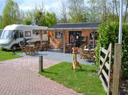 Vergrote afbeelding van Campervakantie, camperverhuur Camperplaats Stoutenburght in Blesdijke