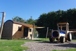 Derde extra afbeelding van Stacaravan, chalet Camping de Duinhoeve in Burgh-Haamstede