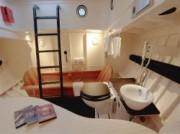Voorbeeld afbeelding van Bijzonder overnachten Bijzonder overnachten op reddingsboot Lilla Marras in Harlingen