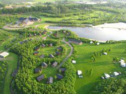 Tweede extra afbeelding van Trekkershut Sportlandgoed Zwartemeer in Zwartemeer