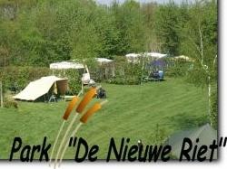 Vergrote afbeelding van Kamperen Park De Nieuwe Riet in Oud Gastel