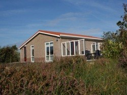 Vergrote afbeelding van Bungalow, vakantiehuis Bonte Piet in Ballum (Ameland)