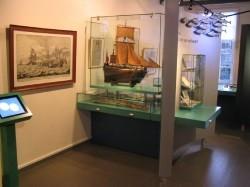 Vergrote afbeelding van Museum, Galerie, Tentoonstelling In 't Houten Huis in De Rijp