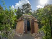 Voorbeeld afbeelding van Tuinen, Kunsttuinen Botanische Tuin De Kruidhof in Buitenpost