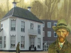 Vergrote afbeelding van Museum, Galerie, Tentoonstelling Van Gogh Huis  in Veenoord