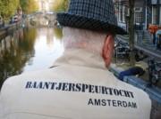 Voorbeeld afbeelding van Fietsroute, Fietsverhuur Baantjer Speurtocht in Amsterdam