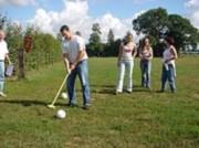 Voorbeeld afbeelding van Sportief, Outdoor activiteiten Boerengolf  in Schoondijke
