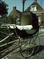 Vergrote afbeelding van Museum, Galerie, Tentoonstelling Kinderwagenmuseum in Nieuwolda