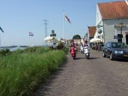 Tweede extra afbeelding van Groepsactiviteiten Scooter Experience  in Landsmeer