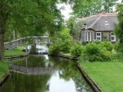 Voorbeeld afbeelding van Rondvaart, Botenverhuur Rondvaart en Botenverhuurbedrijf t Zwaantje in Giethoorn