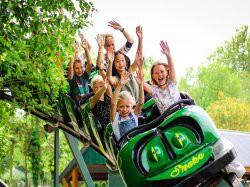 Vergrote afbeelding van Attractie, Pretpark Pretpark de Valkenier in Valkenburg