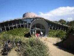 Vergrote afbeelding van Bezoekerscentrum PWN Bezoekerscentrum De Hoep in Castricum