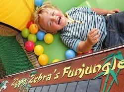 Vergrote afbeelding van Speeltuin Zippa Zebra's Funjungle in Hoogeveen