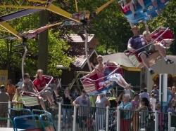 Vergrote afbeelding van Kinderfeestje Drouwenerzand Attractiepark in Drouwen