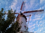 Voorbeeld afbeelding van Bezienswaardigheid Pannekoekenmolen De Graanhalm in Burgh-Haamstede