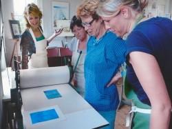 Vergrote afbeelding van Workshop, cursus Atelier De Nieuwe Engel in Welsum