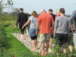 Vergrote afbeelding van Groepsactiviteiten Blote Voeten Zeebodempad in Kraggenburg