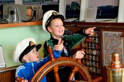 Vergrote afbeelding van Museum, Galerie, Tentoonstelling Zee- en Havenmuseum in IJmuiden