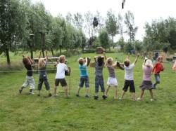 Vergrote afbeelding van Kinderboerderij, Boerderij bezoek Bezoekboerderij Het Achterhuis in Leerdam