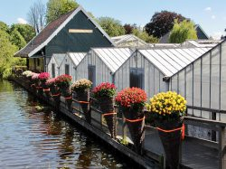 Vergrote afbeelding van Museum, Galerie, Tentoonstelling Historische Tuin Aalsmeer in Aalsmeer