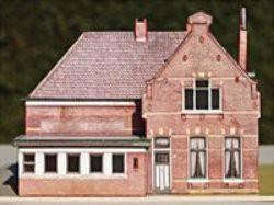 Vergrote afbeelding van Museum, Galerie, Tentoonstelling Het Schooltje van Dik Trom in Oosthuizen
