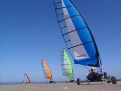 Vergrote afbeelding van Sportief, Outdoor activiteiten Moio Beach in Cadzand