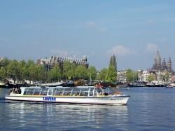 Vergrote afbeelding van Rondvaart, Botenverhuur Rederij Lovers in Amsterdam