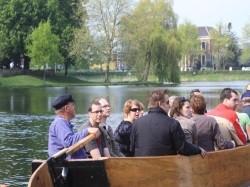 Vergrote afbeelding van Rondvaart, Botenverhuur Fluisterboot Zutphen in Zutphen