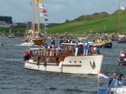 Vergrote afbeelding van Rondvaart, Botenverhuur Salonboot Jacoba van Reijer Dzn  in Harderwijk
