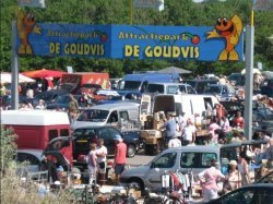 Derde extra afbeelding van Markt, braderie Speelpark De Goudvis in Sint Maartenszee