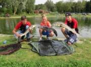 Voorbeeld afbeelding van Groepsactiviteiten Visvijvers Toms Creek in Lelystad