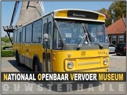 Vergrote afbeelding van Groepsactiviteiten Nationaal Openbaar Vervoer Museum in Ouwsterhaule