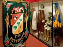 Vergrote afbeelding van Museum, Galerie, Tentoonstelling Carnavalsmuseum Oeteldonks Gemintemuzejum in 's-Hertogenbosch
