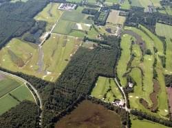 Vergrote afbeelding van Golfen Golfbaan Martensplek in Tiendeveen