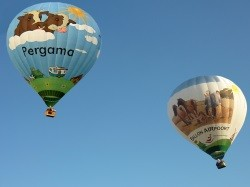 Vergrote afbeelding van Ballonvaart BallonAIRpoort in Haaren NB