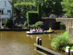 Vergrote afbeelding van Rondvaart, Botenverhuur Yselvaert Rondvaarten in IJsselstein