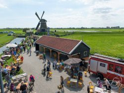 Vergrote afbeelding van Bezoekerscentrum Bezoekerscentrum De Breek in Oosthuizen