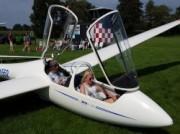 Voorbeeld afbeelding van Vliegen, rondvlucht Zweefvliegen Aero Club Salland in Lemelerveld