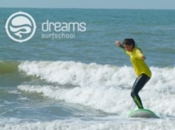 Vergrote afbeelding van Sportief, Outdoor activiteiten Dreams Surfschool in Ter Heijde