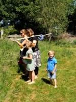 Eerste extra afbeelding van Sportief, Outdoor activiteiten Blotevoetenpad Hof van Twello in Twello