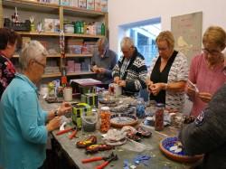 Derde extra afbeelding van Workshop, cursus Atelier & Theetuin The Twins  in Benningbroek