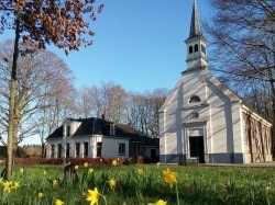 Vergrote afbeelding van Groepsactiviteiten Het Koloniekerkje in Wilhelminaoord